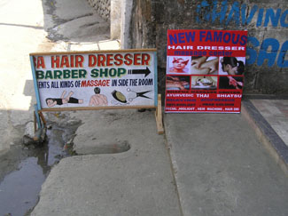 Massage in Pokhara