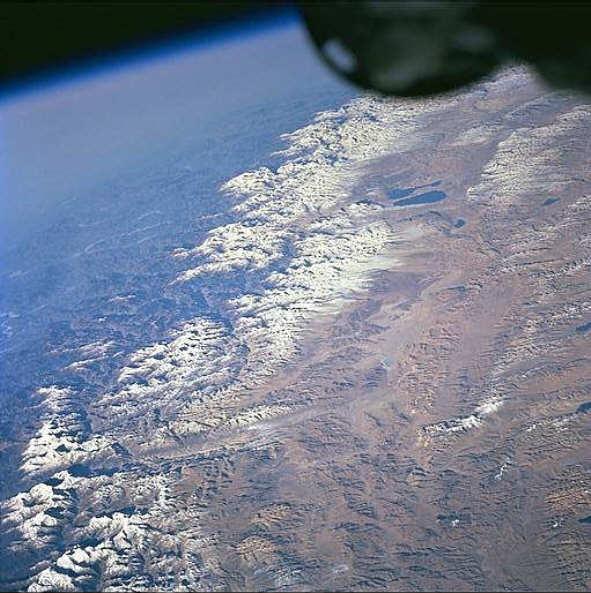 nasa himalayas from space - photo #6